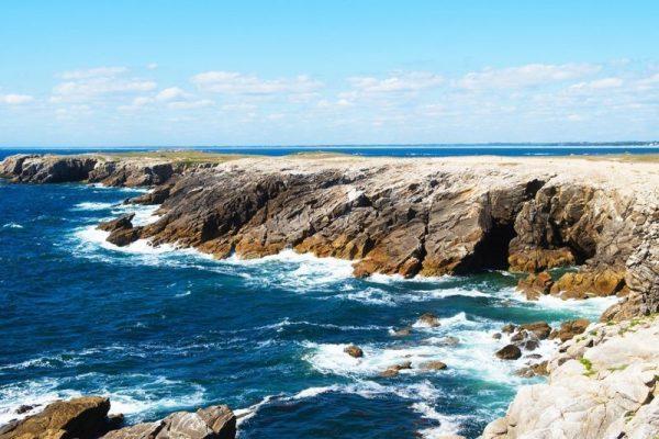 Die Raue Küste Originalbild